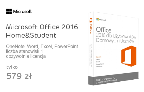 Microsoft Office 2016 Home&Student (MLK)