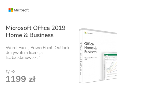 Microsoft Office 2019 Home & Business Win10/Mac
