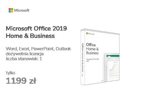 Microsoft Office 2019 Home & Business Win10/Mac