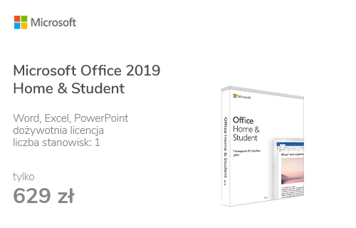 Microsoft Office 2019 Home & Student + Norton