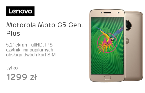 Motorola Moto G5 Gen. Plus