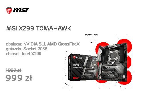 MSI X299 TOMAHAWK (DDR4)