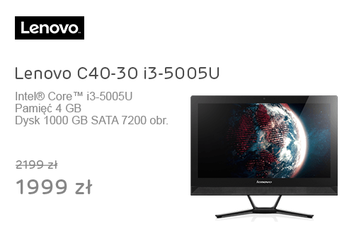 Lenovo C40-30 i3-5005U
