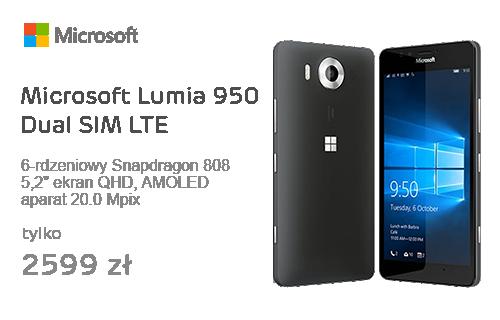 Microsoft Lumia 950 Dual SIM LTE