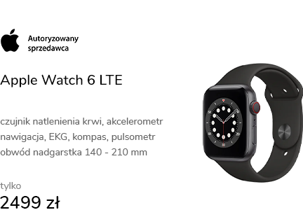 Apple Watch 6 LTE