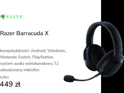 Razer Barracuda X