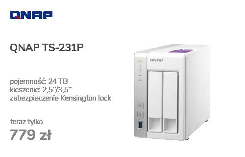 QNAP TS-231P