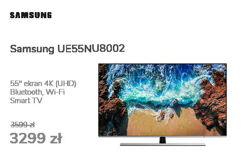 Samsung UE55NU8002