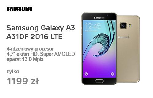 Samsung Galaxy A3 A310F 2016 LTE