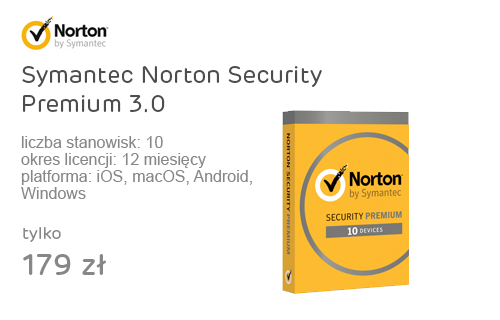 Symantec Norton Security Premium 3.0