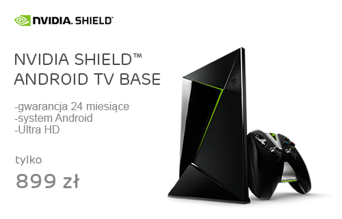 NVIDIA SHIELD™ ANDROID TV BASE