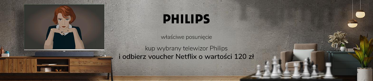 odbierz 120 zł do Netflix