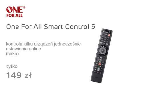 One For All Smart Control 5