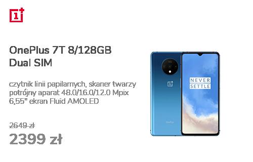 OnePlus 7T 8/128GB Dual SIM Glacier Blue