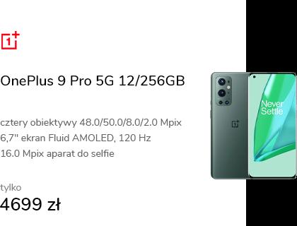 OnePlus 9 Pro 5G 12/256GB Pine Green 120Hz