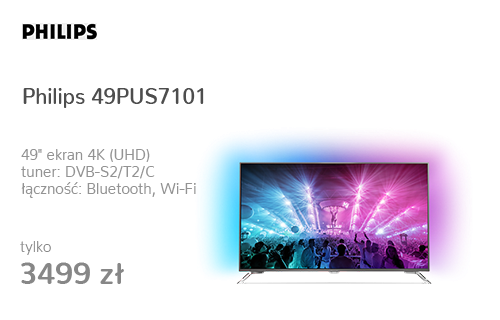 Philips 49PUS7101