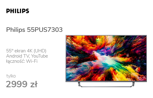 Philips 55PUS7303