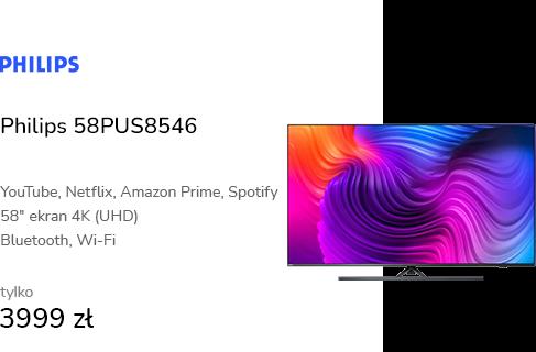 Philips 58PUS8546