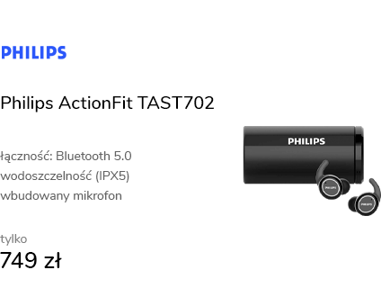 Philips ActionFit TAST702
