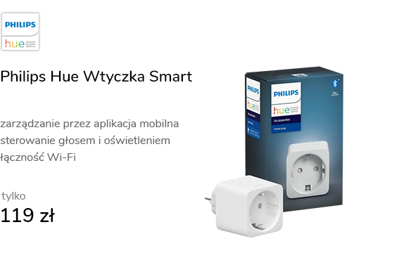 Philips Hue Wtyczka Smart