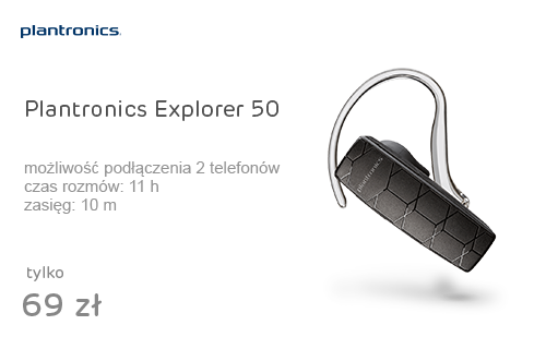 Plantronics Explorer 50