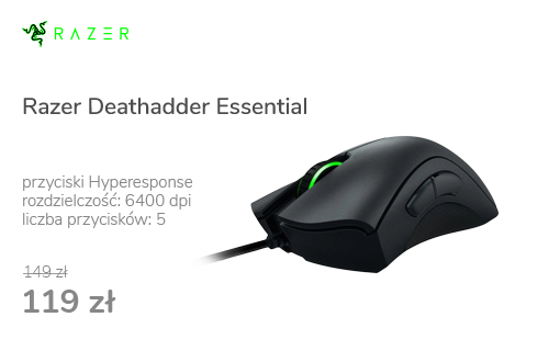 Razer Deathadder Essential