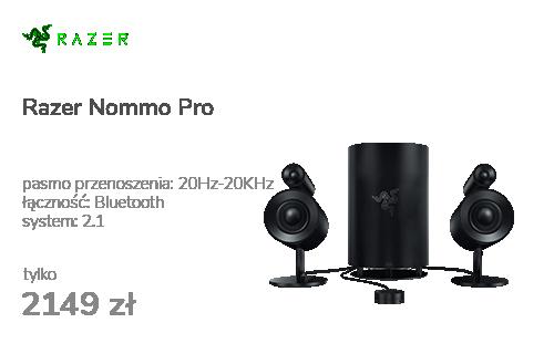 Razer Nommo Pro