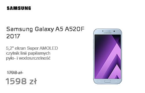 Samsung Galaxy A5 A520F 2017 LTE Blue Mist