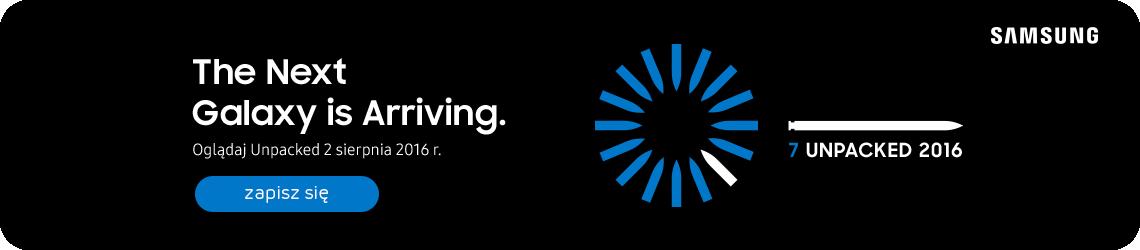 oglądaj premierę Samsung Galaxy