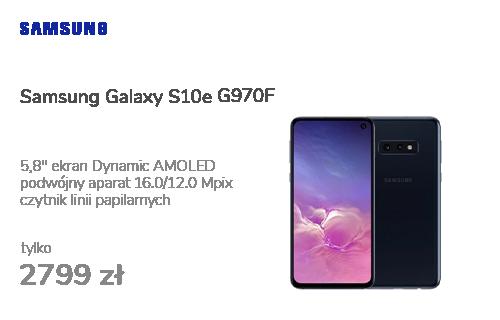 Samsung Galaxy S10e G970F Prism Black