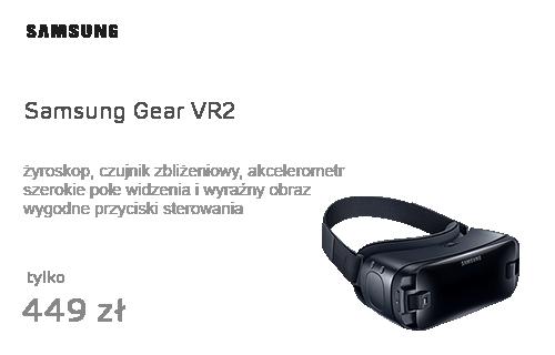 Samsung Gear VR2 czarny