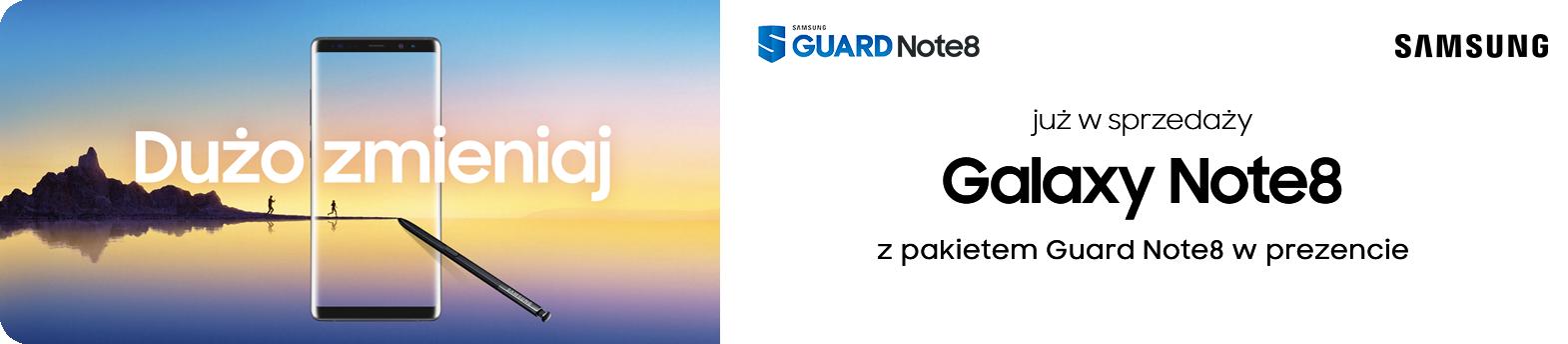 poznaj Galaxy Note 8