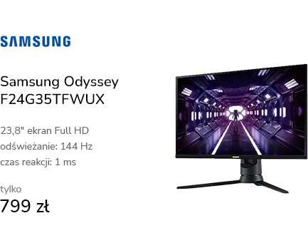 Samsung Odyssey F24G35TFWUX