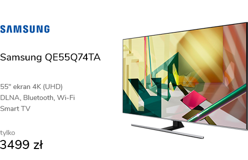 Samsung QE55Q74TA