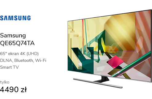 Samsung QE65Q74TA