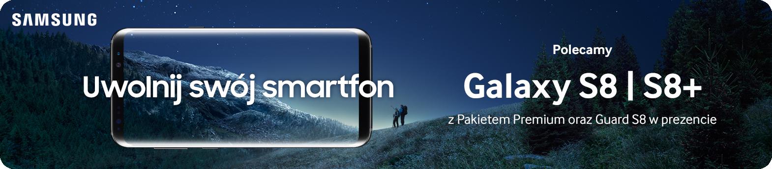 sięgnij gwiazd z Galaxy S8 | S8+