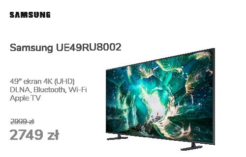 Samsung UE49RU8002