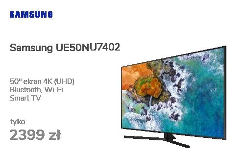 Samsung UE50NU7402