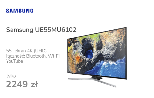 Samsung UE55MU6102
