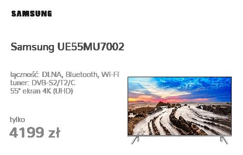Samsung UE55MU7002