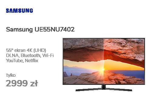 Samsung UE55NU7402