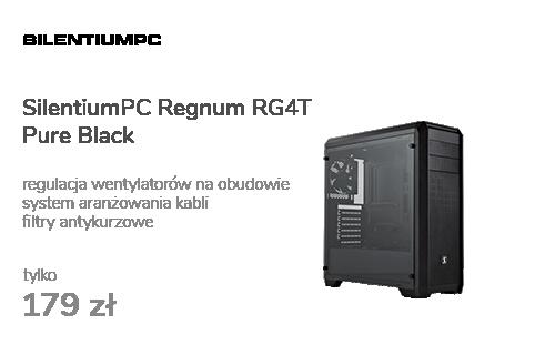 SilentiumPC Regnum RG4T Pure Black