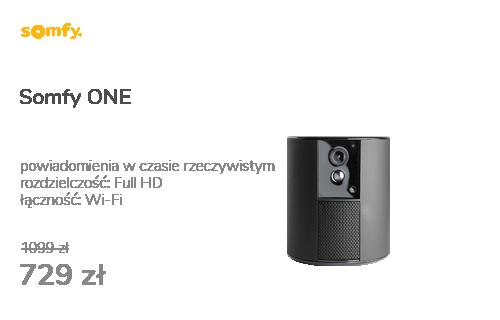 Somfy Somfy ONE (kamera z systemem alarmowym)