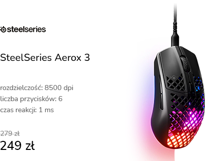 SteelSeries Aerox 3