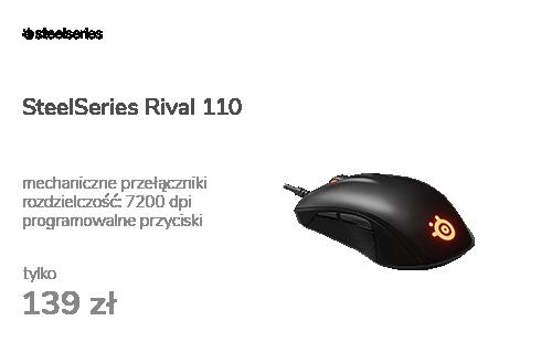 SteelSeries Rival 110