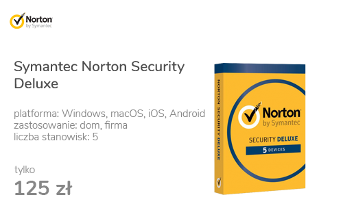 Symantec Norton Security Deluxe 5st. (12m.) ESD