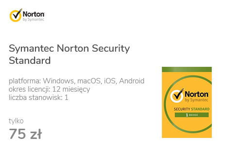 Symantec Norton Security Standard 1st. (12m.) ESD