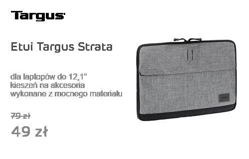 """Targus Strata 12.1"""" szary"""