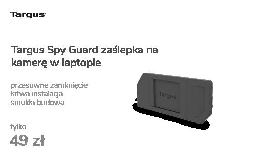 Targus Zaślepka na kamerę w laptopie Spy Guard (3 sztuki)