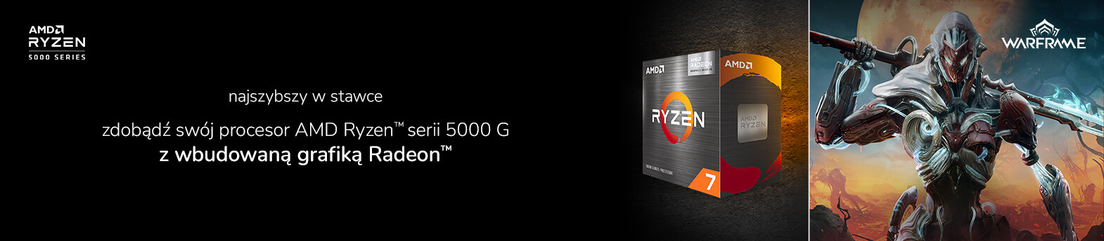 premiera AMD Ryzen 5000 G